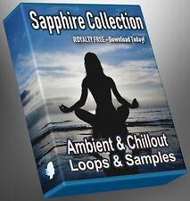 Ambient und Chillout Loops Sapphire Sammlung Teil 1 Ableton Logic FLStudio WAV