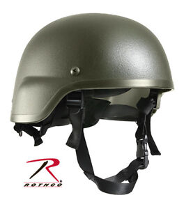 Rothco 1995 / 1997 ABS Mich-2000 Replica Tactical Helmet