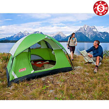 Coleman Tent Camp Camping Hiking Outdoors WeatherTec 4 Season Tents 2 Person New