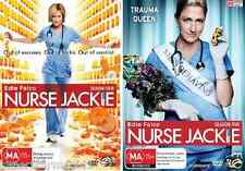 Nurse Jackie Season 4 & 5 : NEW DVD