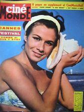 Movie Star Special Festival Canes Mirella Neppo Ekberg Brialy No 1502 Kodak 1963
