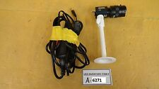 Watec WAT-902H3 Color CCD Camera Supreme with Compumotor 3.5-10.5mm Lens Used