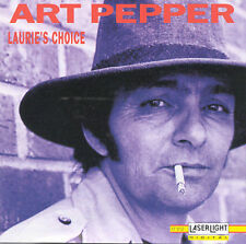 Laurie's Choice by Art Pepper CD