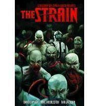 2012 The Strain: Volume 1 TPB Guillermo Del Toro David Lapham Dark Horse Books