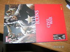 BD Marvel n°28 Marvel Icons Civil War