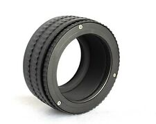 M42 to M42 Mount Focusing Helicoid Ring Adapter 25 - 55mm Macro Extension Tube