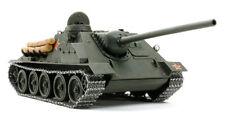 25104  Tamiya 1/25 Russian WW2  SU-100 Tank Destroyer  Soviet Model Kit