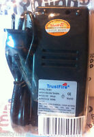 Brand New Trustfire TR-001 Dual Battery Charger 18650, 18500, 18350,17670, 16340