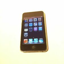 Apple iPod touch 2nd Generation Black (8 Gb) - Working - Engraved