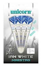 Unicorn Ian 'Diamond' White 90% Tungsten 25g Darts Set