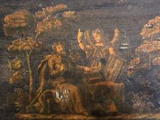 Coffret XVIII ème Siècle Arte Povera  18 ème Antique French Box 18th