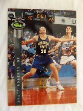 "NBA CARD - Classic - "" Draft Pick Collection "" - Brett Roberts - Sacra"