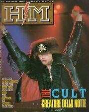 rivista - H/M HEAVY METAL - Anno IV Numero 65