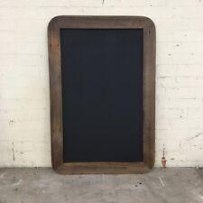 Large Round Edge Chalkboard, New Menu Blackboard, Unique and Handmade Wall Sign