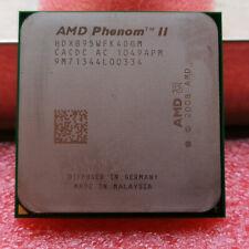 AMD Phenom II X4 B95 3.0GHz 6MB Quad-Core Socket AM3 CPU Processor Free ship