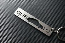 Audi TT QUATTRO keyring keychain porte-clés COUPE SPORT S LINE 1.8T 225 CAR TT S