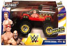 WWE Rolling Ring John Cena Nikko RC Truck Vehicle New Kids Radio Control Toy 8+