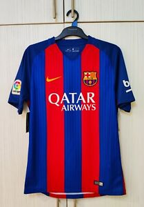 FC Barcelona official authentic jersey 2016/2017 home