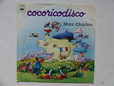 MARC CHARLAN Cocoricodisco CBS 5997