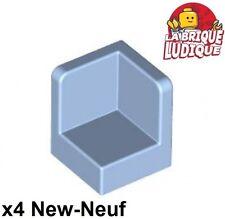 LEGO 6231 @@ Panel 1 x 1 x 1 Corner @@ LIGHT GREY OLD GREY @@ GRIS