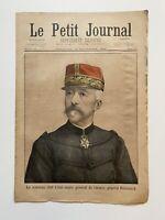 Supplément Illustré Le Petit Journal 18/09/1898, N°422, GENERAL RENOUARD