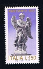 ITALIA UN FRANCOBOLLO ANNO SANTO 150 LIRE 1975 nuovo** (BI11.510)