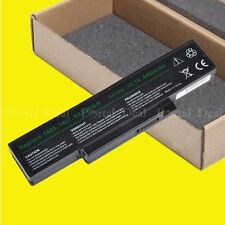 6 Cell 11.10V Battery for MSI VR603X VR610 VR610X VR620 VR620X VR630 VX600X