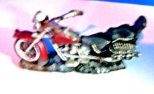 Harley Davidson  1/10 Heritage Softail Clasic molded resin Mototrcycle 1:12
