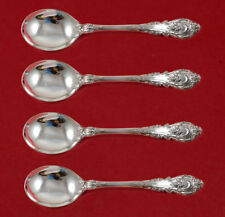 Sir Christopher by Wallace Sterling Silver Gumbo Spoon 4-pc Set Custom Made 8""