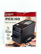 Ion iPICS2GO Photo Slide Negative Scanner For iPhone 4 and 4S