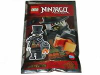 LEGO Ninjago Iron Baron Minifigure Foil Pack Set 891948 (Bagged)