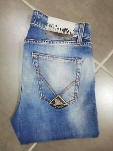 Roy Rogers Jeans Usato Taglia W31 Mod 529cut Slim Fit