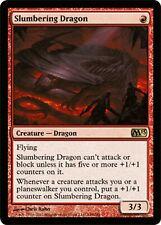 MRM FRENCH Dragon endormi - Slumbering Dragon MTG Magic M10-15