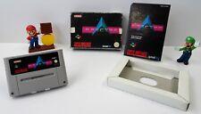 Super Nintendo SNES Spiel - Spectre + Anleitung + OVP - CIB