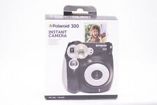 Polaroid PIC-300 Instant Film Camera - Black (No Film)