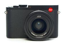 Leica Q Typ 116 24.2MP Digitalkamera - Schwarz