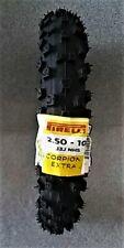 PIRELLI SCORPION 2.5x10 FRONT MINI MX EXTRA-J OFF-ROAD DIRT TIRE KTM SX 50