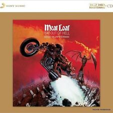 Meat Loaf - Bat Out of Hell: K2HD Mastering [New CD] Hong Kong - Import