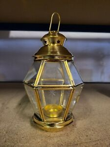 Moroccan Candle Tea Light Holders  - Set of 16 Gold/Brass Finish - Fast Free PP