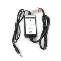 Auto CD 3.5mm AUX Adapter MP3 DVD Audio Kabel für Honda Accord Civic CRV Element