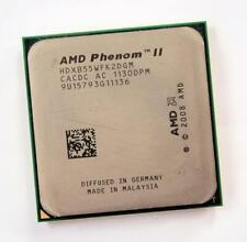 AMD Phenom II X2 HDXB55WFK2DGM Dual-Core 3.0GHz/6M Socket AM2+ AM3 Processor CPU