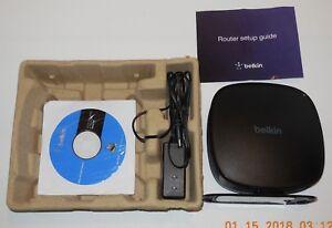 Belkin N450 DB Wireless Wi-Fi Dual-Band N Router