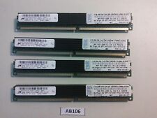 32GB (4x8GB) PC2-5300P DDR2-667 MT72HVQ1G72PY-667G1 SERVER RAM IBM P/N - 44T1546