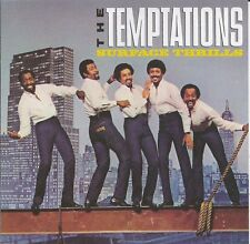 Temptations - The Surface Thrills    New cd   2014 release