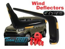 Ford Transit Connect 2014 - ON Wind deflectors  2.pc   HEKO  15299