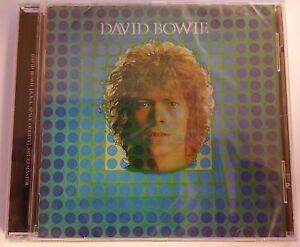 DAVID BOWIE-DAVID BOWIE (AKA SPACE ODDITY) (REMASTERED2015)-CD PARLOPHONE L NEW