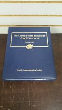 The United States Presidents Coin collection Vol 1 of  2  - first 14 presidents