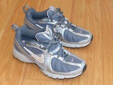 Nike Impact Zone gray silver running shoes women's 8.5 trainers