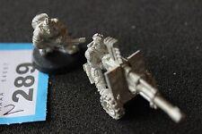 Games Workshop WARHAMMER 40k Guardia Imperiale Catachan Cannone Automatico armi pesanti GW