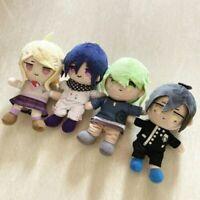 Danganronpa V3 Kokichi Oma Saihara Syuichi Akamatsu Kaede Plush Doll Stuffed Toy